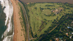 Port Shepstone CC - Aerial View
