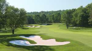 Militia Hill GC at Philadelphia Cricket Club: #7