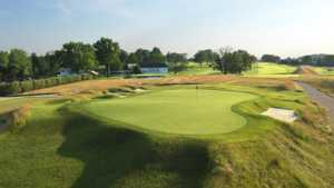 Wissahickon GC at Philadelphia Cricket Club: #3