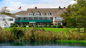 Timber Point CC: Clubhouse