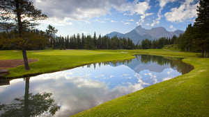 Kananaskis Country GC - Mount Kidd: #4