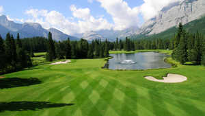 Kananaskis Country GC - Mount Lorette: #6