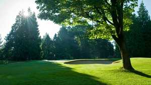 South at Sahalee CC: #8