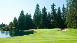 South at Sahalee CC: #9