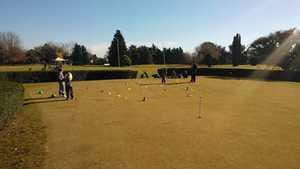 Club Sirio Libanes: Practice area