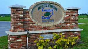 Hoot's Hollow at Country Creek GC: Sign