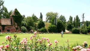 Leopoldsdorf GC: Practice area