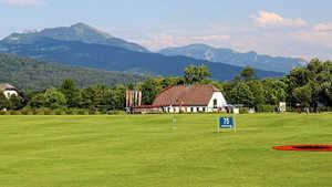 Academy Salzburg Rif GC: Driving range