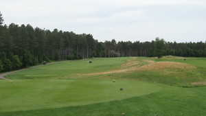 Timber Trace GC: tee #1