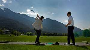 Seefeld Golf Academy GC: Driving range
