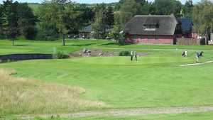 Hedensted GC - 18 Hole: #18