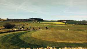 Dragsholm GC: Practice area