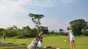 Sofitel Malabo Sipopo Le Golf: Driving range