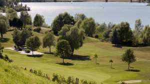 Haut Poitou GC - 18 Hole: #11