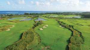 Heritage Golf Club - Championship: Aerial