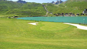 Lac de Tignes GC