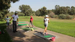 Agadir Royal GC: Driving range