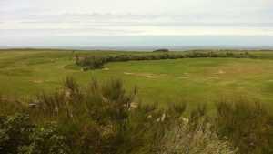 Belle Ile en Mer GC: Practice area