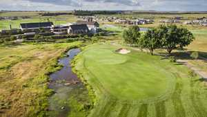 Serengeti Golf & Wildlife Estate: Aerial