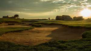 Serengeti Golf & Wildlife Estate: Sunset view