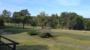 Oaks GC at Oak Mountain State Park: #10