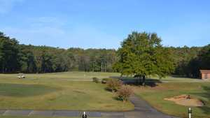 Oaks GC at Oak Mountain State Park: Driving range