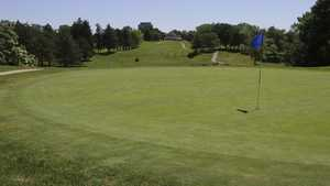 Blue at Highland Park GC