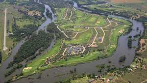 Vaal de Grace Golf Estate: Aerial
