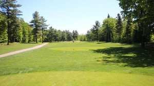 Club de Golf les Quatre Domaines - No. 1: #9