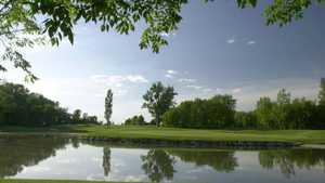 Club de Golf de L'Ile de Montreal - Island: #8