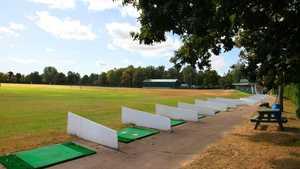 Centre du Golf UFO: Driving range