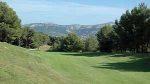 Marseille la Salette GC - 18 Holes: #10