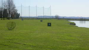 Lago di Salasco GC: Driving range