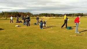 Orkney GC: Practice area