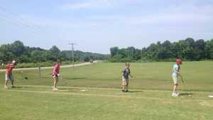 Crowley's Ridge CC: Practice area