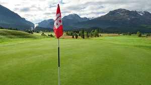Engadin St. Moritz GC: #18