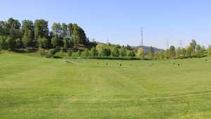 Kussnacht am Rigi GC: Driving range