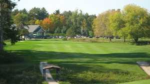 CFB Borden Golf Club - Circled Pine: #10