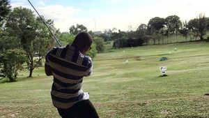 Libreville GC: Driving range