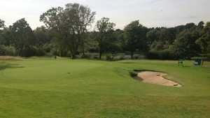 Ipswich GC: practice area