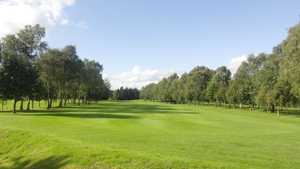 Oxley Park GC: 1st tee