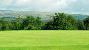 Cawder Course: green