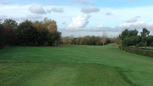 Bramcote Waters GC: 1st fairway