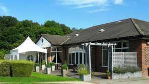 Heyrose Golf Club: the clubhouse