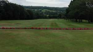 Woodsome Hall GC: 1st fairway