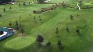 Serpent Nine at Whisky Run GC: Serpent's 9th hole