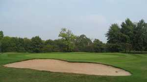 Oakridge GC: 16th green