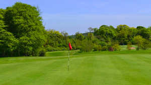 Green from Temple Course at Blackwood Golf Centre