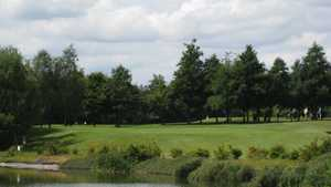 Bromsgrove GC: 16th green