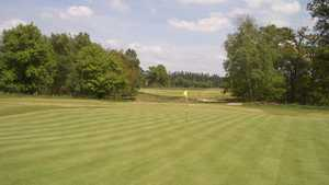 Royal Ascot: 6th green